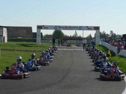 location de karting