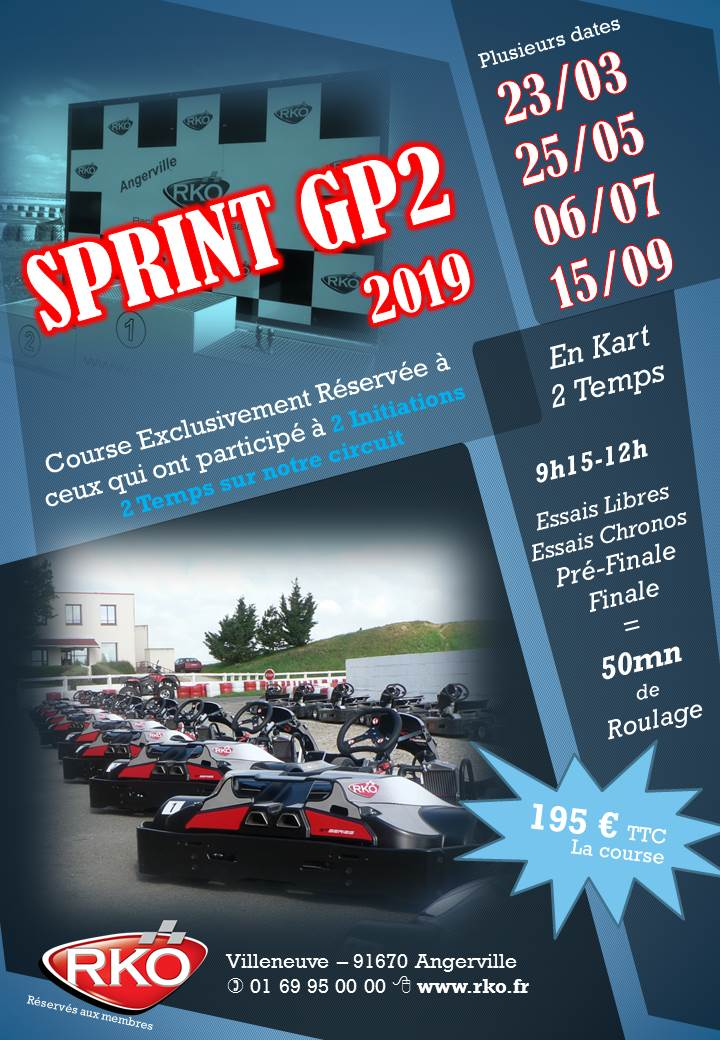 Flyer SPRINT GP2
